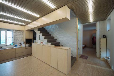 1층 거실 평상마루